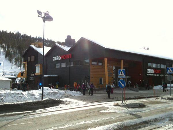 Levin hiihtokeskus, Kittilä