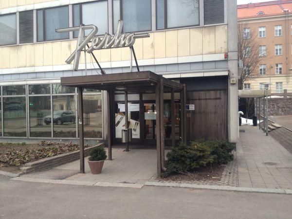 Perho Liiketalousopisto, Töölön kampus, Helsinki