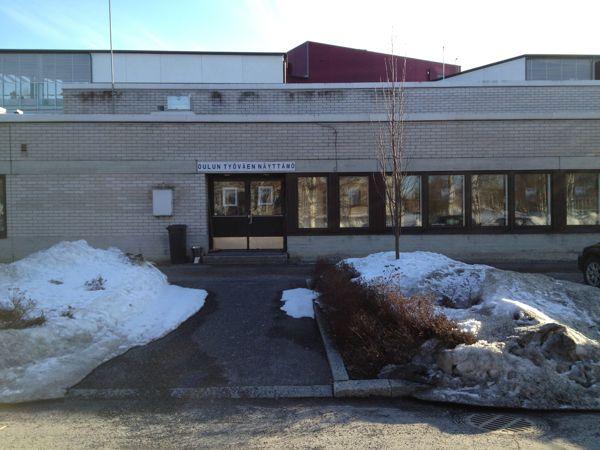 Oulun Työväen Näyttämö, Oulu