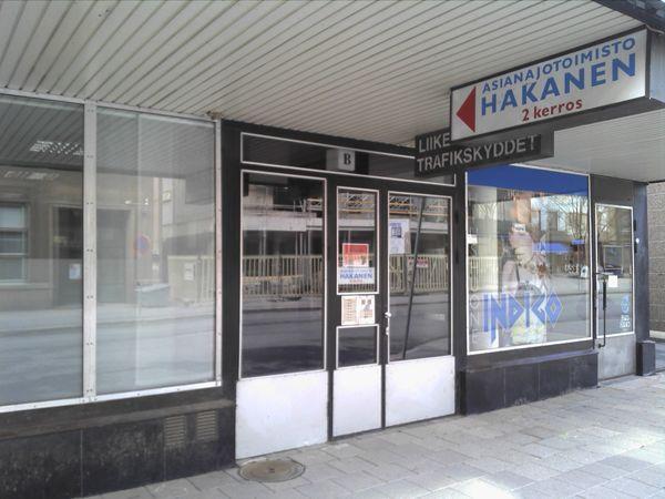 Jalkahoitola Korpilahti Jaana, Turku