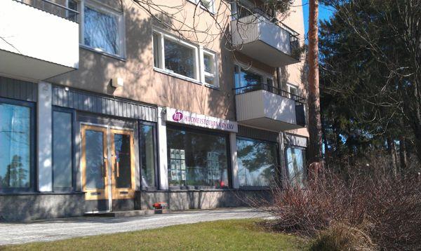 Kiinteistönvälitys Huoneistoturva Oy LKV, Kirkkonummi