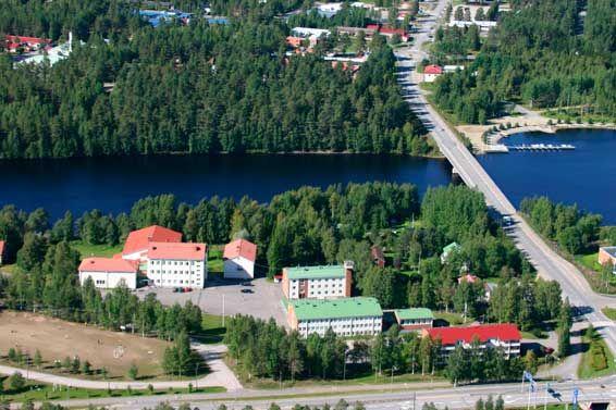 Hyrynsalmen kunta yhtenäiskoulu, Hyrynsalmi