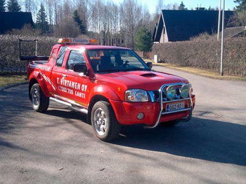 Hinauspalvelu Virtanen T Oy, Lahti