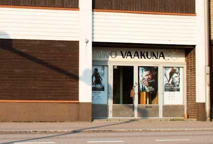 Elokuvateatteri Kino Vaakuna, Lohja