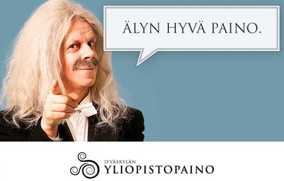 Jyväskylän yliopisto Yliopistopaino, Jyväskylä