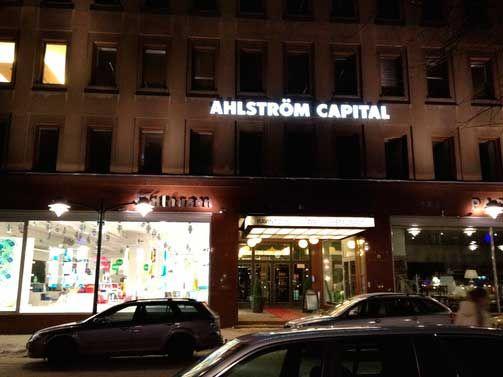 Ahlström Capital Oy, Helsinki