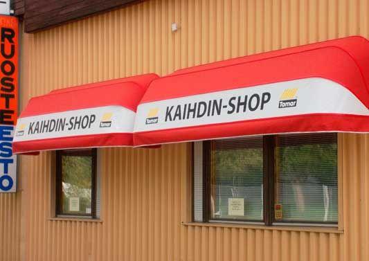 Kouvolan Kaihdin Shop, Kouvola