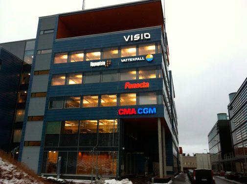Vattenfall Oy, Helsinki
