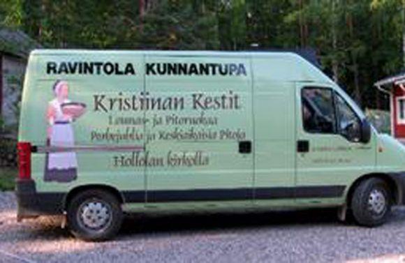 Ravintola Kunnantupa, Hollola