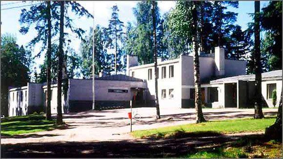 Stiftelsen Bensow / Daghemmet Grytet, Kauniainen