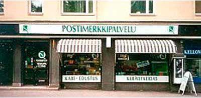 Postimerkkipalvelu, Tampere