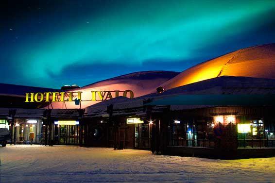 Hotelli Ivalo, Inari
