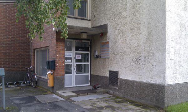 Suojelupoliisi Joensuun toimipiste, Joensuu