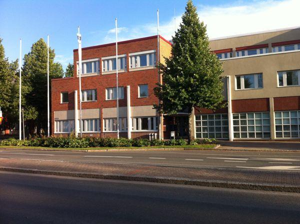 Kuopion kaupunki Kaupunkiympäristön palvelualue, Kuopio