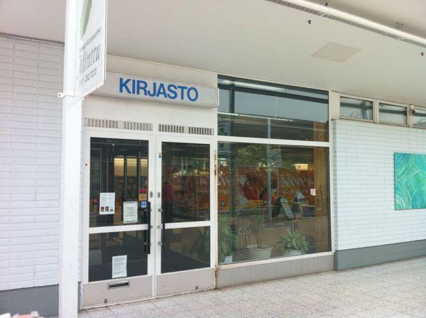 Kirjasto Kuopio