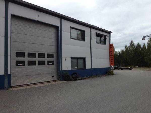 Rengasliike MR-Rengas Ky, Jyväskylä