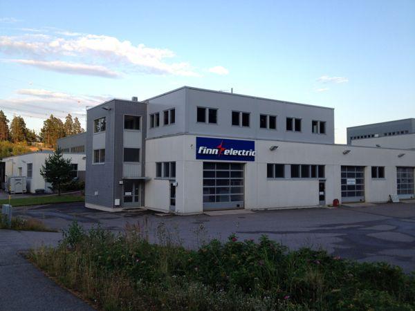 PAP Group Oy / Turvasavo Oy, Vantaa