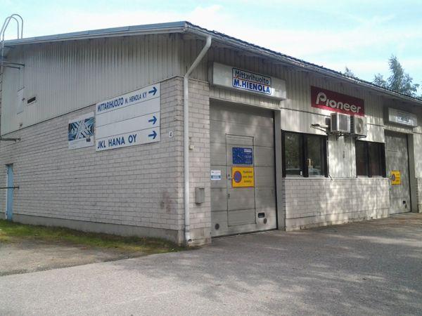 Hienola Mittarihuolto Oy, Jyväskylä