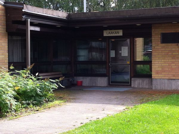 Nastolan terveysasema, Lahti