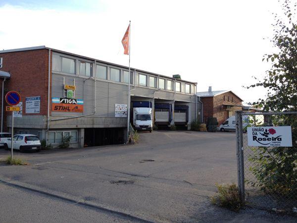 Sambakoulu União da Roseira ry, Tampere