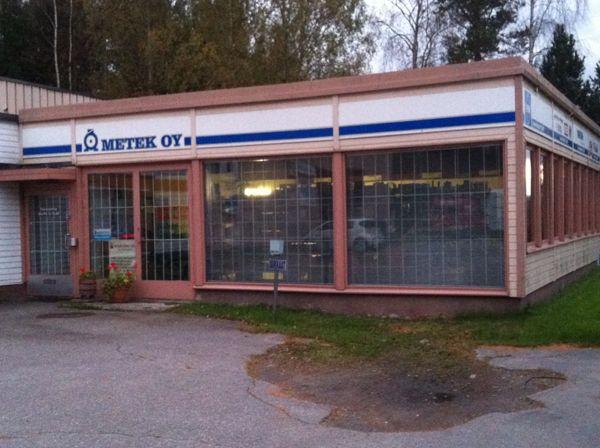 Metek Oy, Seinäjoki
