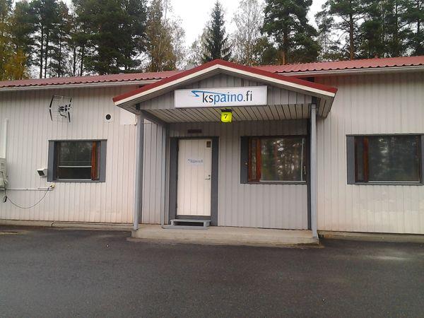 Keski-Suomen Painotuote Oy, Äänekoski