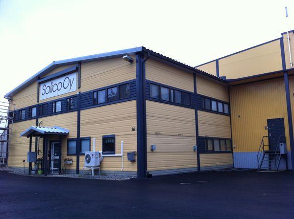 Salico Oy, Helsinki