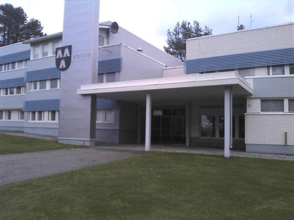 Posion kunta koulutoimisto, Posio