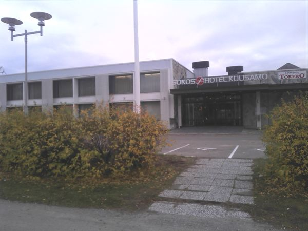 Securitas Oy Kuusamo, Kuusamo