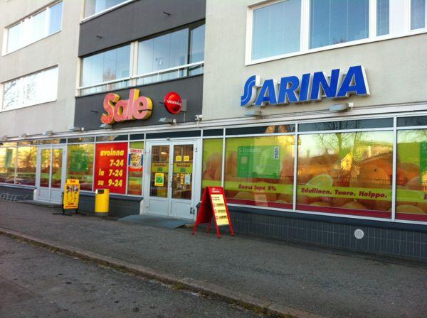 Sale Myymälät Oulu | Aukioloajat & Puhelimet