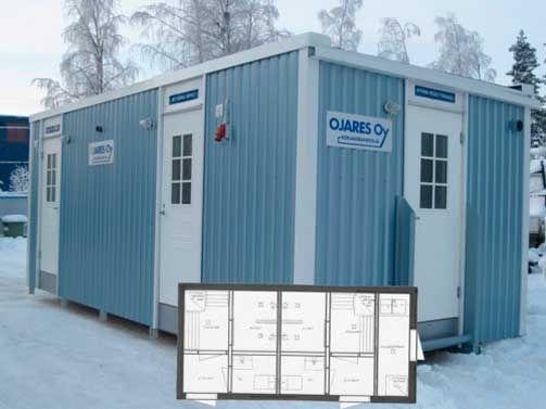 Rakennusliike Ojares Oy, Ylöjärvi
