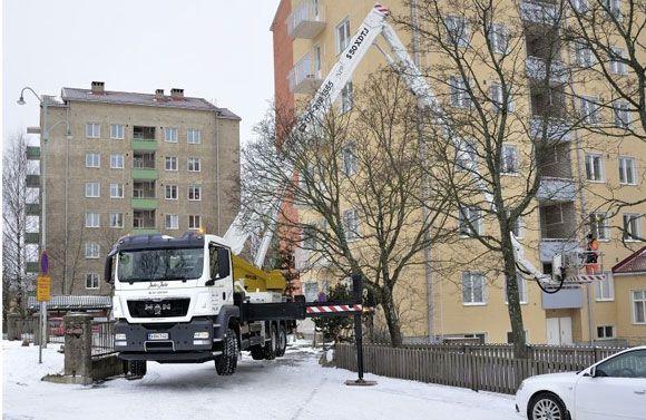 Nostolava-auto Jalo & Jalo Oy, Jyväskylä