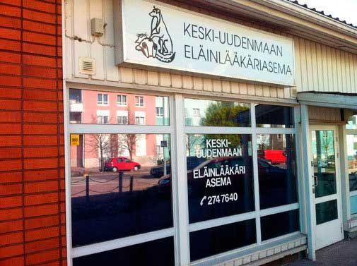 Keski-Uudenmaan Eläinlääkäriasema Oy, Kerava
