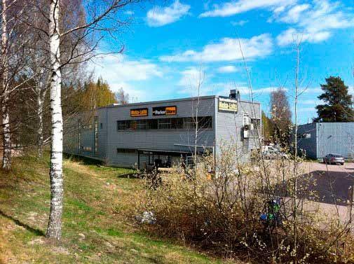 Meka-Laite Oy Parker Store, Vantaa