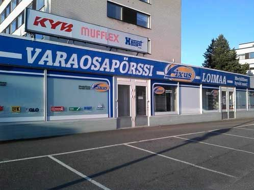 Fixus Loimaa - Loimaan Varaosapörssi Oy, Loimaa