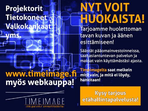 Timeimage Oy, Helsinki
