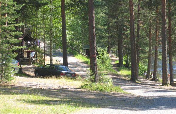 Lakarin leirintäalue, Virrat