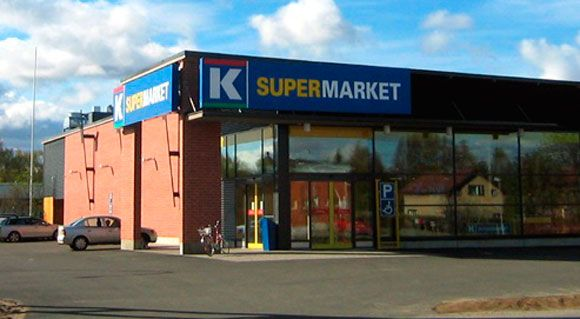 K-Supermarket Kittilä, Kittilä