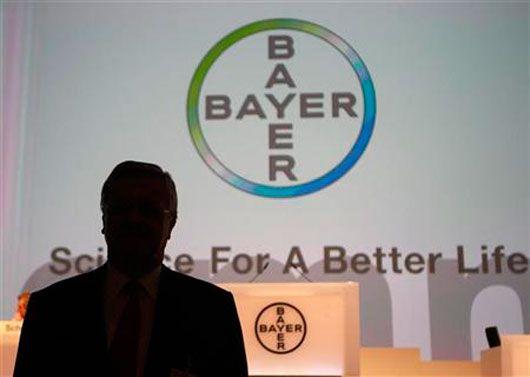 Bayer Oy, Espoo