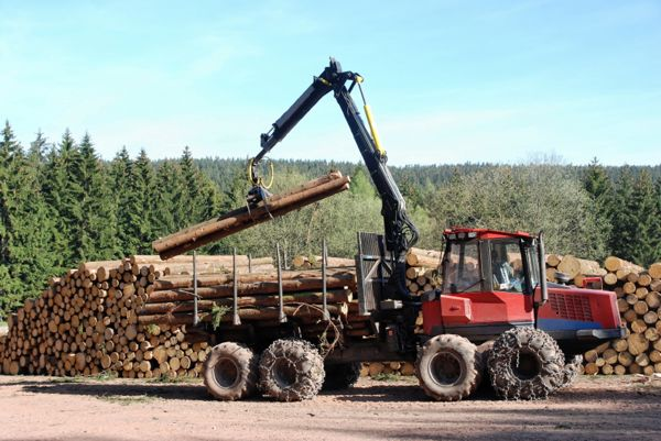 Varis Forest Oy, Konnevesi
