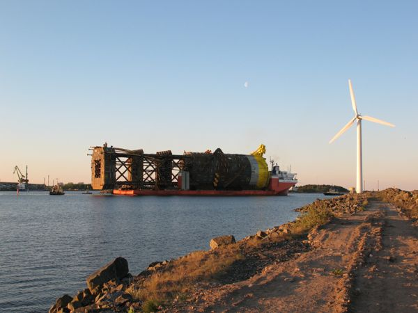 Pori Offshore Constructions Oy, Pori