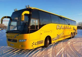 Liikenne Rajala Oy, Forssa
