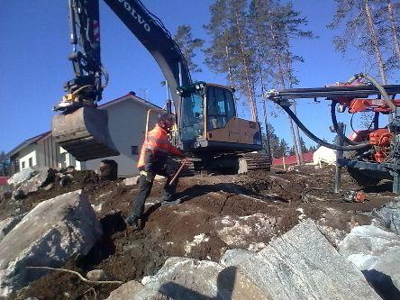 Koneurakointi Soininen Ari Ky, Kuopio