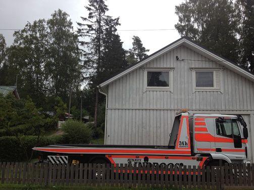 Hinaus Lindroos Oy, Espoo