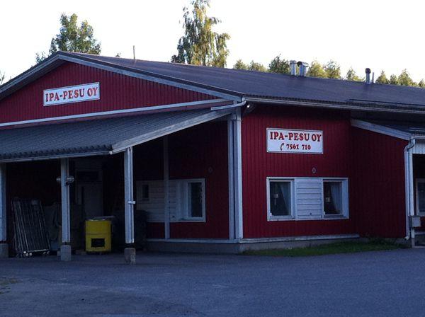 Pesula Ipa-Pesu Oy, Lahti