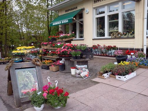 Kukkakauppa Bremerin Kukka, Helsinki