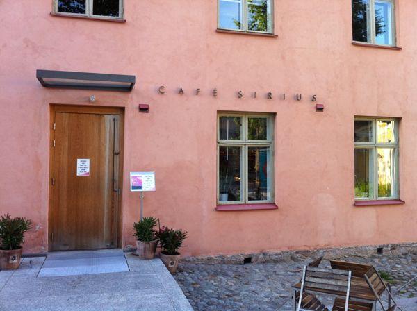 Cafe Sirius, Turku