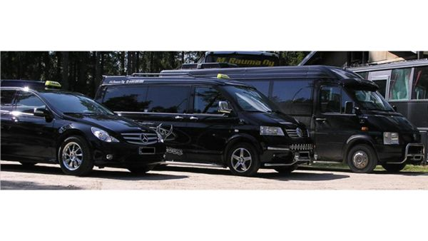Taksi M. Rauma, Kaustinen