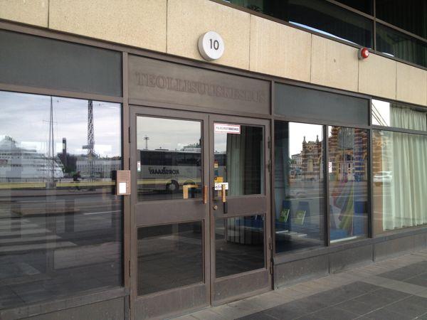 Kemianteollisuus ry, Helsinki