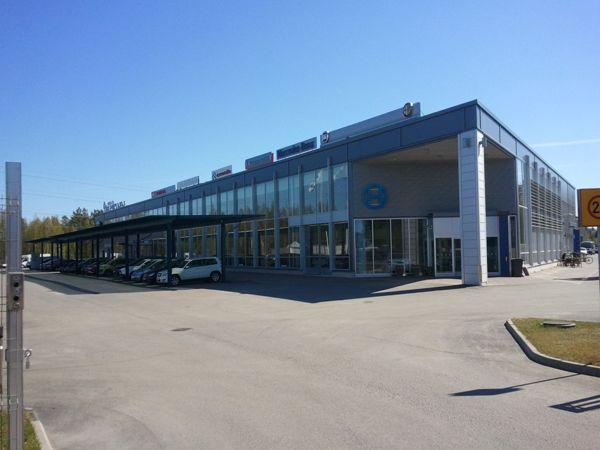 Autotalo Hartikainen Kuopio, Kuopio